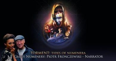 Torment: Tides of Numenera dubbing