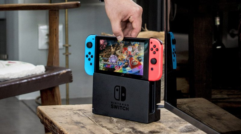 nintendo switch oceny
