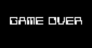 śmierć przez gry