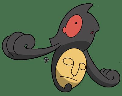 straszne pokemony