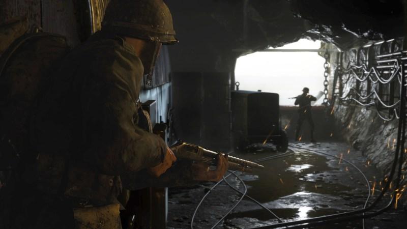 Call of Duty World War IIwrażenia