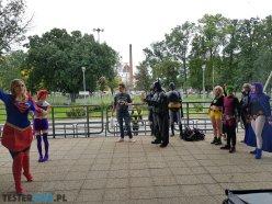 28. festiwal komiksów i gier w Łodzi 2017 11