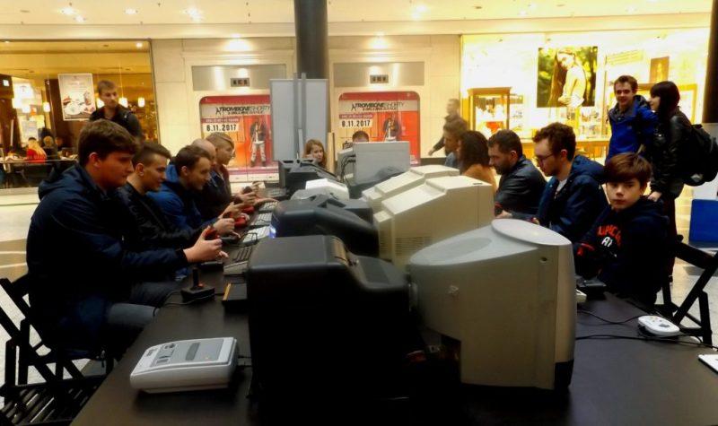 Retro Games 2017 Galeria Krakowska