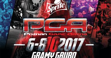 Poznań Game Arena 2017