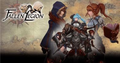 fallen legion recenzja