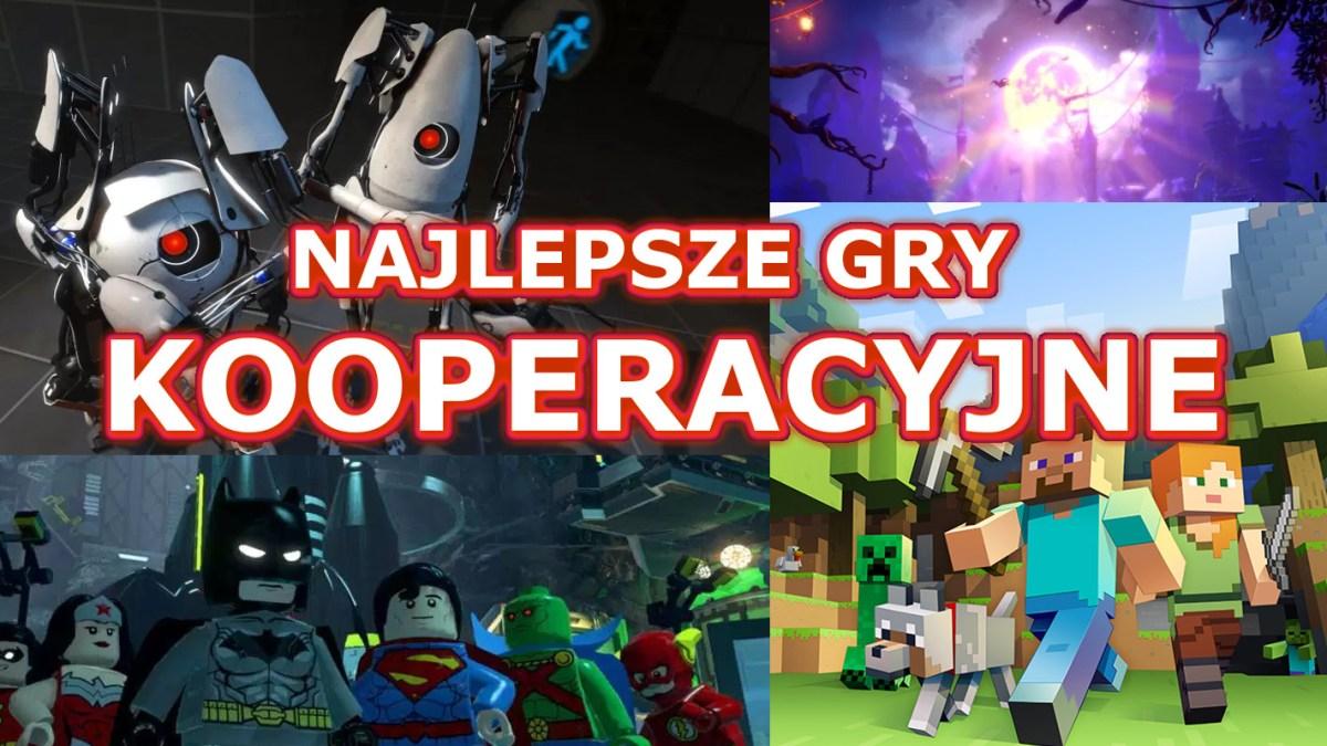 7 najlepszych gier kooperacyjnych