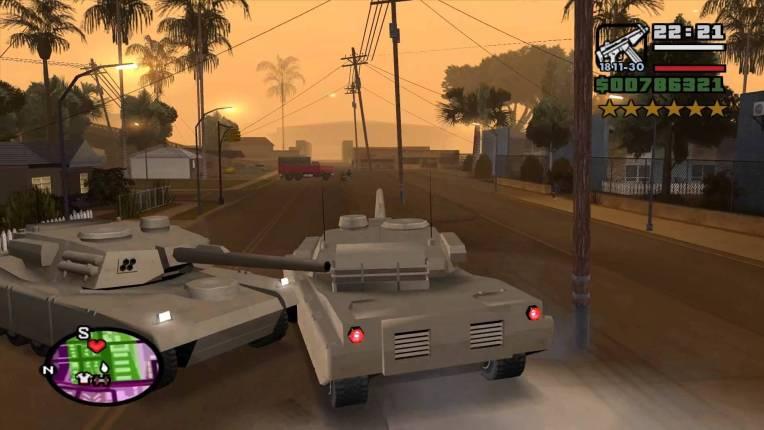 GTA San Andreas recenzja