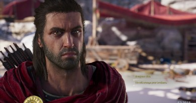 assassin's creed odyssey screenshoty
