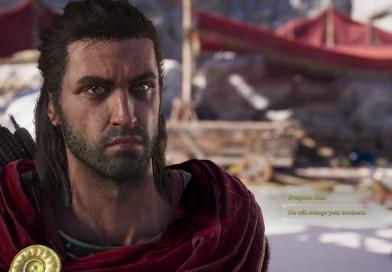 Wyciekły screeny z Assassin's Creed: Odyssey!