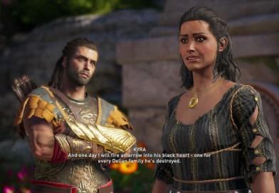 Assassin's Creed: Odyssey będzie bardziej przypominał RPG