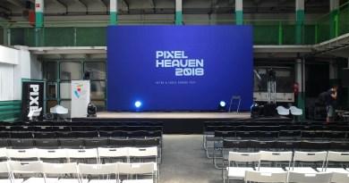 Pixel Heaven 2018 relacja
