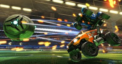 rocket league na steamie