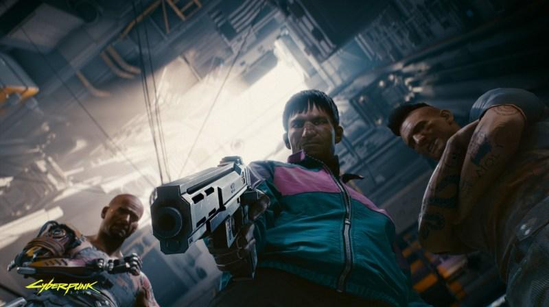 cyberpunk 2077 gamescom