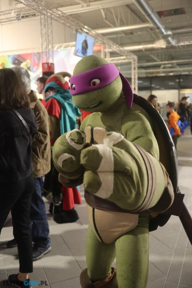 Comic Con & Warsaw Games Show 2018 23