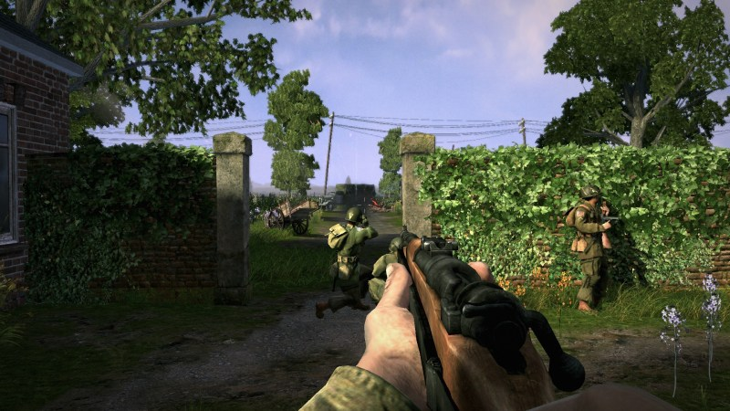 brothers in arms hell's highway recenzja