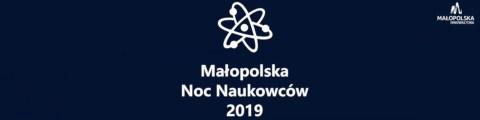 Małopolska Noc Naukowców 2019