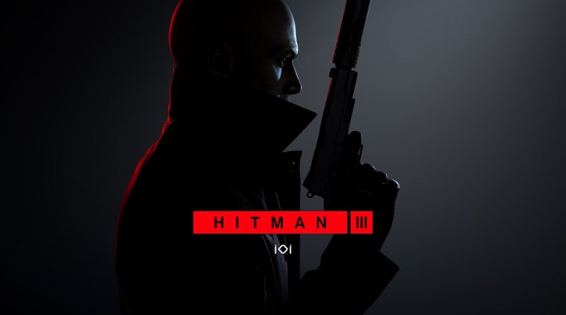 HITMAN 3 key art