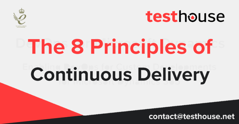 The 8 Principles Of Continuous Delivery