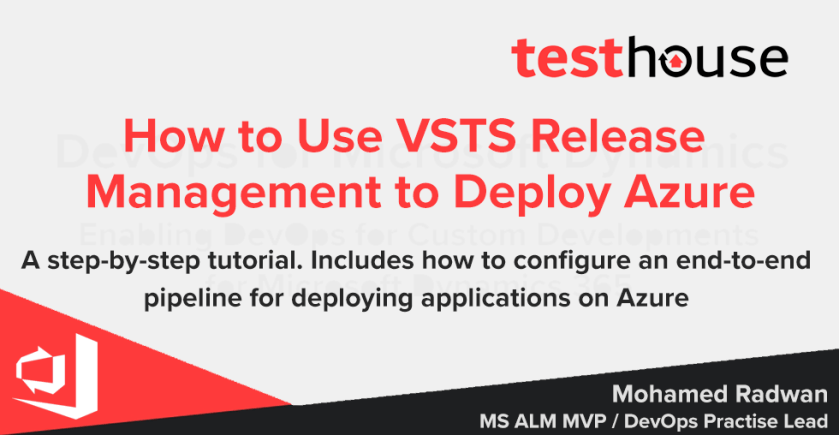 How to Use VSTS Release Management to Deploy Azure CD