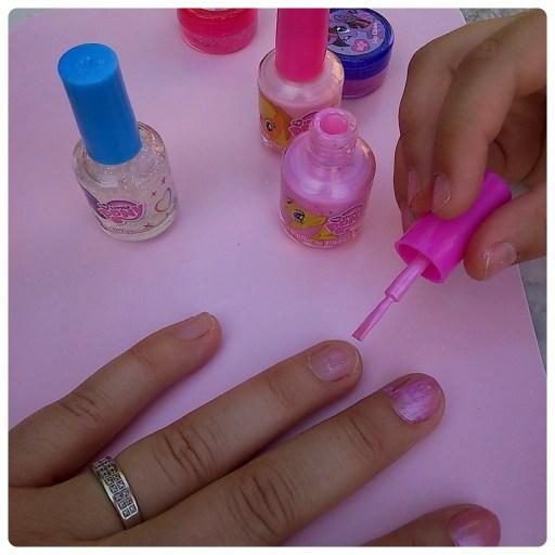 MyLitllePony Destination parfums manicure