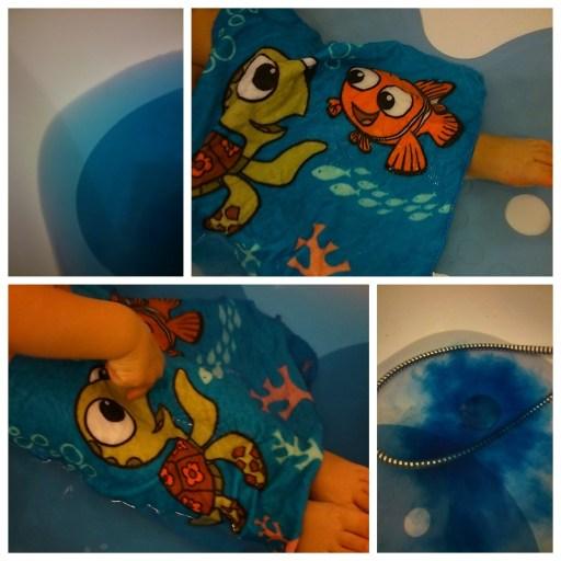 lidl cien Némo colorant pour le bain