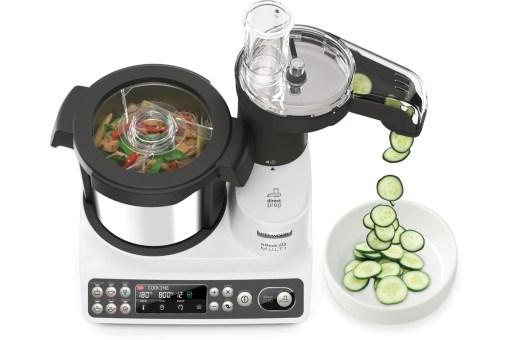 le robot cuiseur Kcook Multi de kenwood