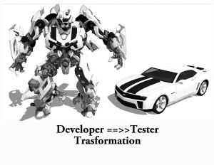 Your mindset while switching from development to testing