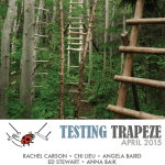 Testing Trapeze – 2015 – April Edition