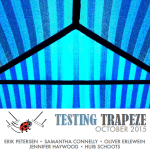 Testing Trapeze October 2015