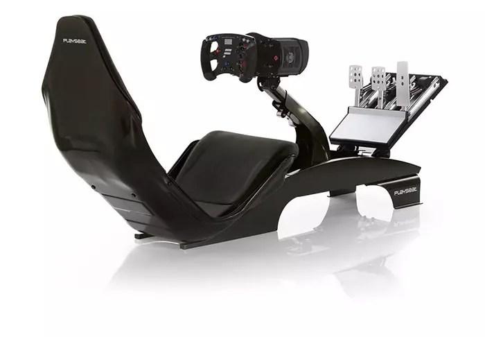 Playseat F1 Black Leather Simulation Seat