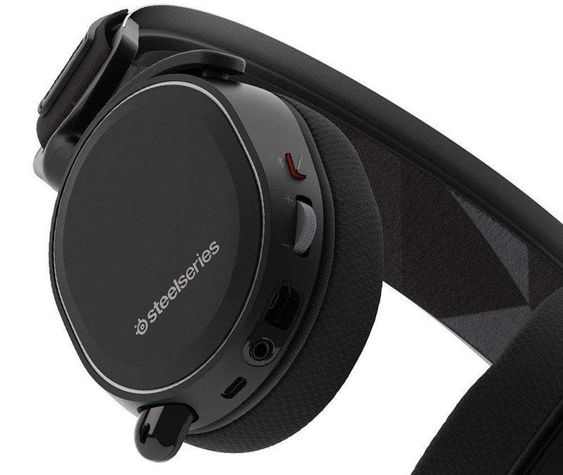 SteelSeries Arctis 7, Casque Gaming, Sans fil, DTS 7.1 Surround