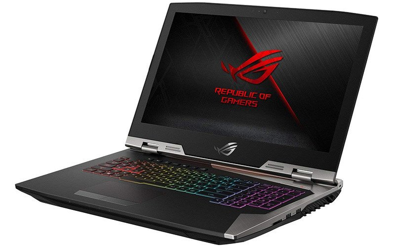 Asus ROG G703VI-GB104T PC portable Gamer