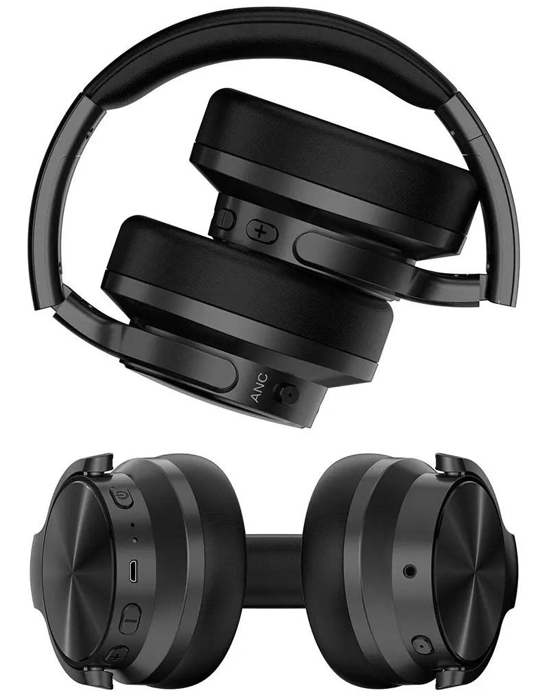 Mixcder E9 Auriculares Bluetooth con cancelación activa de ruido