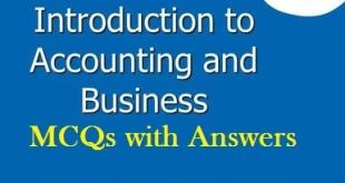 introduction-to-accounting-mcqs-www.McqSkillsTest.com