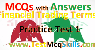 Financial-trading-terms-Practice Test-1