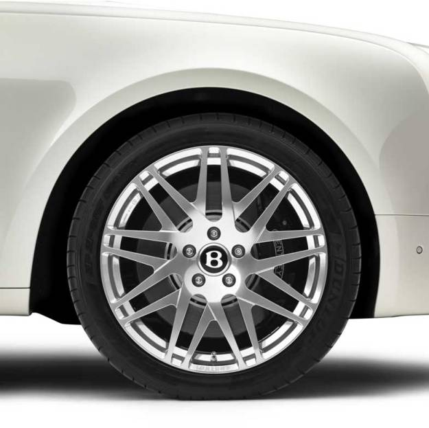 2014 Bentley Limited Edition Birkin Mulsanne Wheel