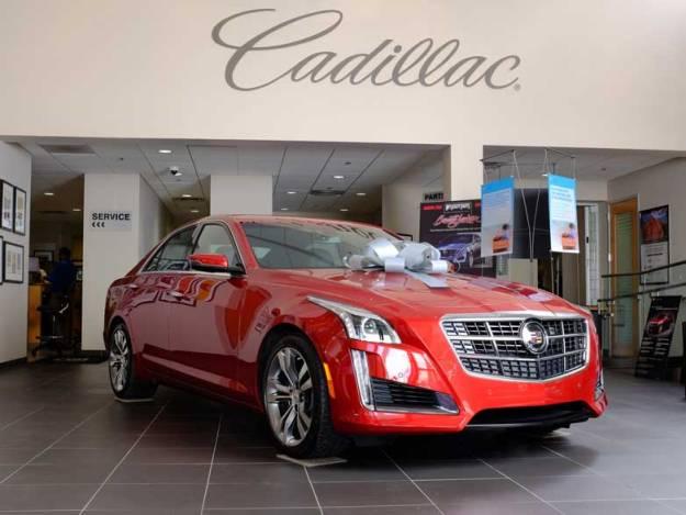 Cadillac Luxury