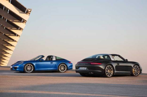 Porsche-911-TargaBLue-and-Black