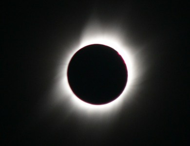 A Three Hour Total Eclipse
