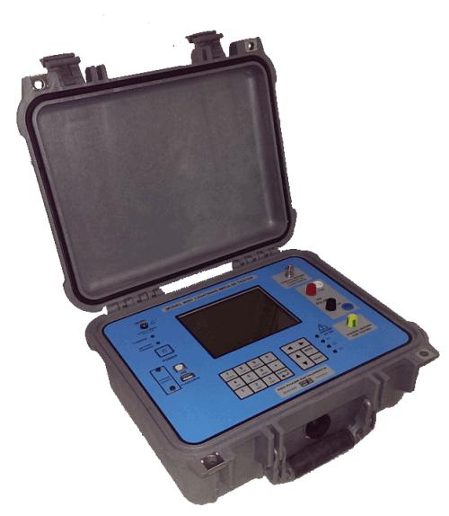 Lightning Impedance Tester: MODEL 4051