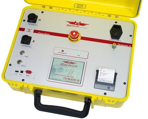 Trafo Çevirme Oranı (TTR) Ölçüm Cihazları