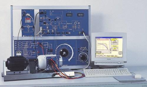 Elektrik Makineleri Eğitim Seti