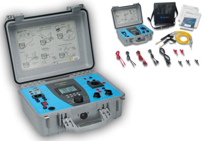 MI2094 CE Test Cihazı Set