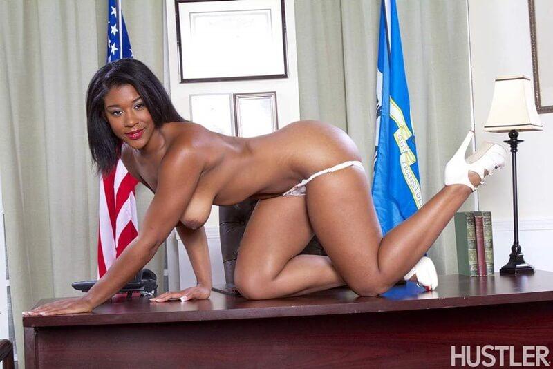 White House Orgy Hustler Política