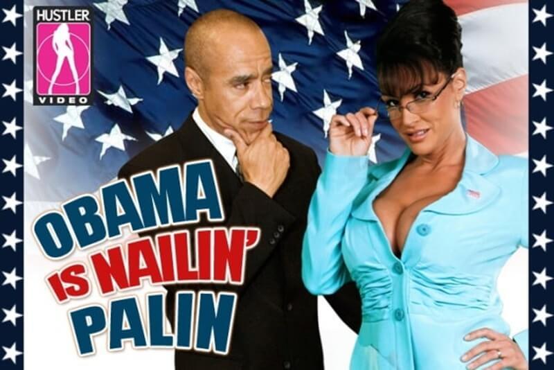 Obama is Nailin' Palin