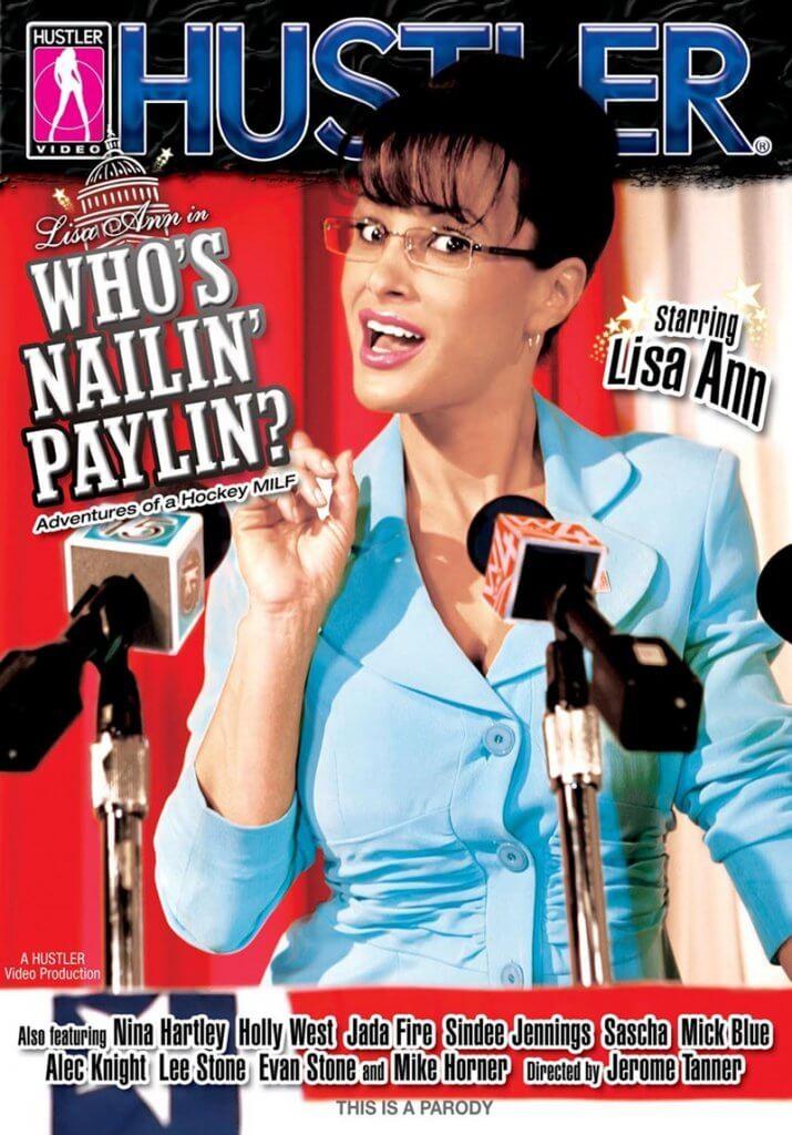 Who's Nailin' Paylin? Hustler