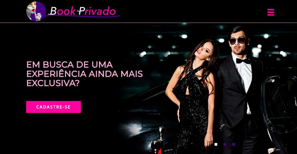 No Book Privado você encontra modelos book rosa em São Paulo