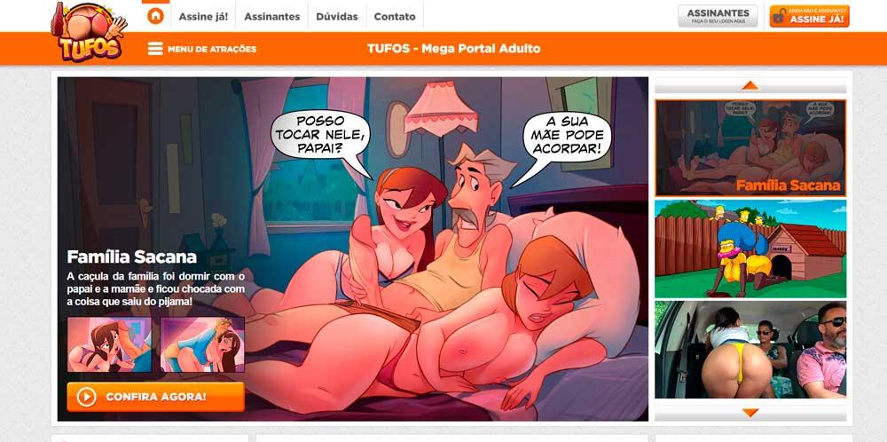 melhores sites porno brasileiros