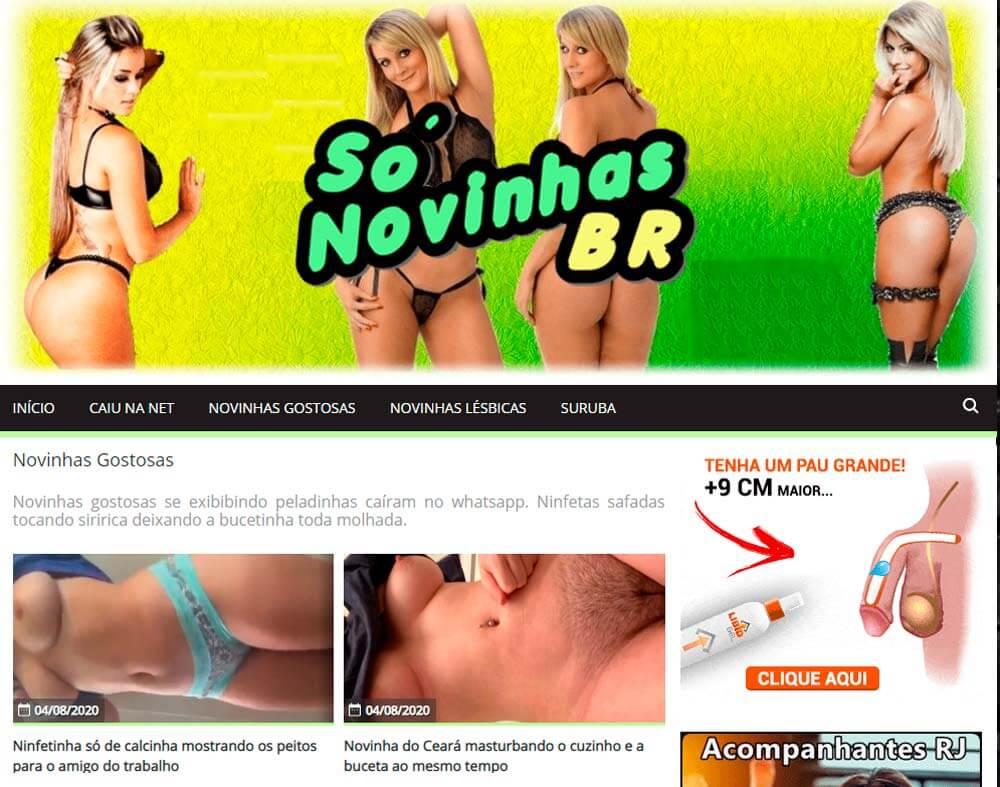 melhores sites de porno amador