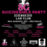 Suicide Girls Party - Brasil